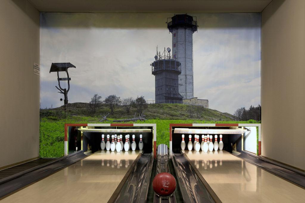 Bowlingbahn Berghotel Oberhof – für sportlich aktive Gäste