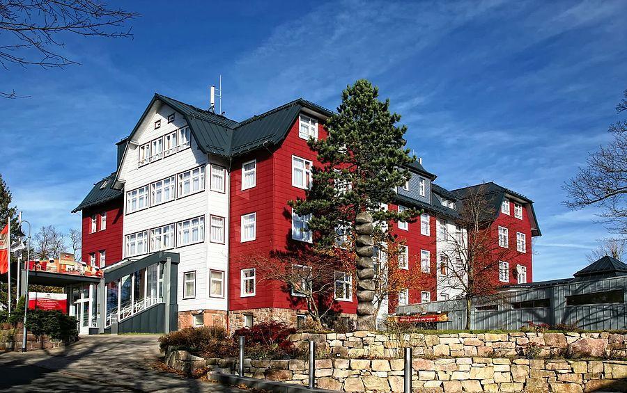 Thüringen Hotel – Ihr Berghotel in Oberhof
